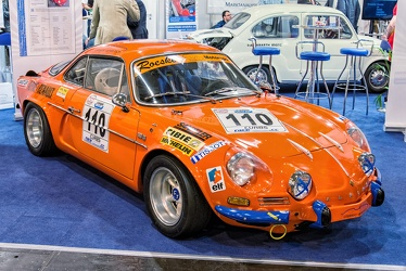 Alpine A110 1300 G competition client 1971 fr3q
