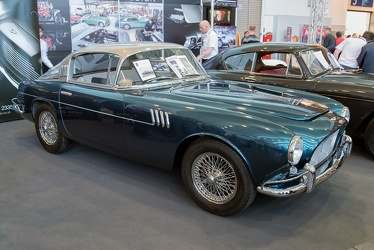 Aston Martin DB 2/4 coupe by Vignale 1954 fr3q