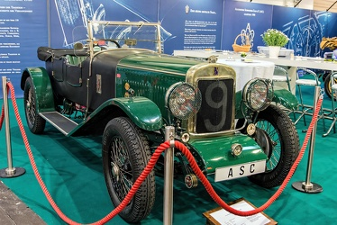 Bean 16/80 HP Super Sport tourer by Sandford & Morgan 1927 fr3q