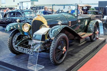 Bentley 3 Litre Speed Model tourer by Vanden Plas 1924 fl3q