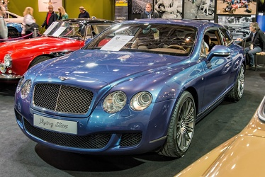 Bentley Continental GTC S1 Flying Star by Touring 2011 fl3q