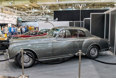 Bentley S1 Continental FHC by Park Ward 1956 side