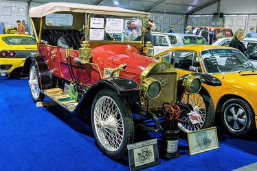 Benz 8/20 PS tourer by Vrankonia 1912 fr3q