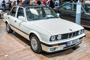 BMW 320i E30 TC2 4-door cabriolet by Baur 1987 fr3q