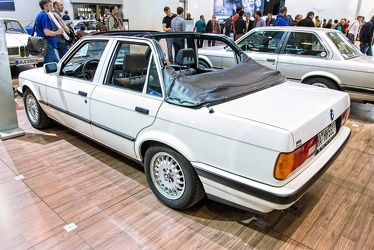BMW 320i E30 TC2 4-door cabriolet by Baur 1987 r3q