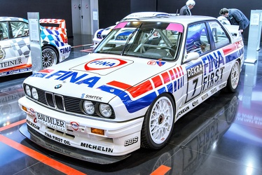 BMW M3 E30 Sport Evolution Group A DTM 1992 fl3q