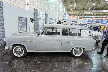Borgward Isabella S2 kombi 1961 side