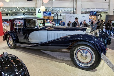 Bugatti T41 Royale coupe de ville by Binder 1931 side