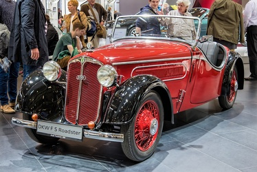 DKW F5-700 Luxus roadster by Hornig 1937 fl3q