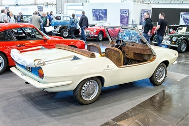 Fiat 850 Shelette spider by Michelotti 1970 r3q