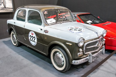 Fiat 1100/103E TV berlina by Carrozzerie Speziali 1956 fr3q