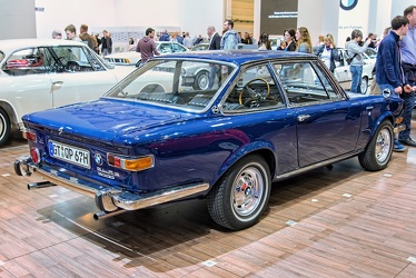 Glas BMW 3000 V8 coupe by Frua 1967 r3q