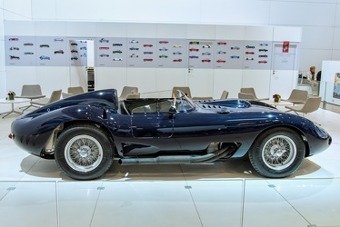 Maserati 450 S spyder by Fantuzzi 1956 side