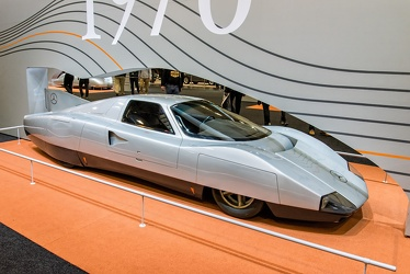 Mercedes C111-3 record car 1978 fr3q