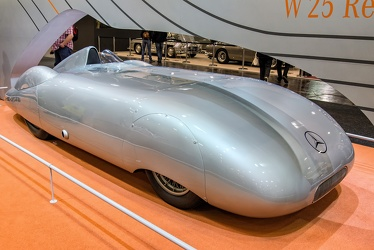 Mercedes W25 V12 record car 1936 fr3q