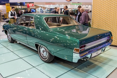 Opel Diplomat A V8 coupe 1967 r3q