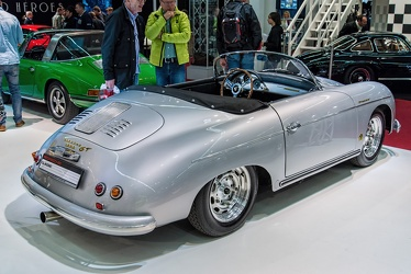 Porsche 356 A GS Carrera GT Speedster by Reutter modified 1956 r3q