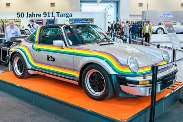 Porsche 911 (G-model) Targa 3.3 Turbo by B&B replica 1985 fr3q