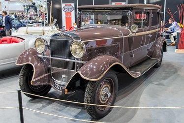 Rohr 8 Type RA convertible sedan by Autenrieth 1931 fl3q