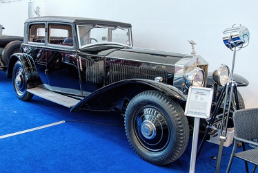 Rolls Royce Phantom II Continental touring saloon by Mulliner 1931 fr3q