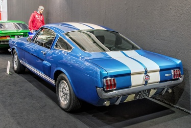 Shelby Ford Mustang S1 GT-350 fastback coupe 1966 r3q