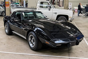 Chevrolet Corvette C3 Stingray 1979 fr3q