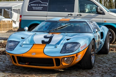 Ford GT40 Mk I Mirage 1968 replica fl3q