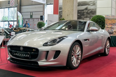 Jaguar F-Type S coupe 2015 fl3q