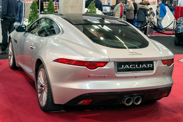 Jaguar F-Type S coupe 2015 r3q