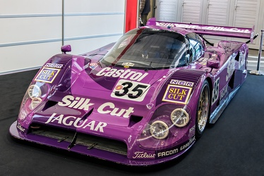 Jaguar XJR-12 Le Mans Group C TWR 1990 fl3q