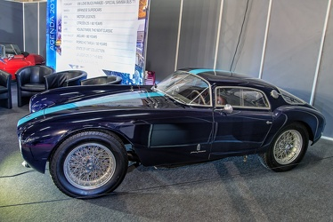 Maserati A6G 2000 CS berlinetta by Pininfarina 1950 side