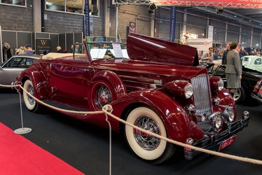 Packard 1407 Twelve coupe roadster 1936 fr3q