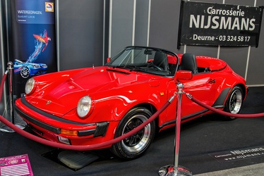 Porsche 911 (G-model) Speedster wide body 1989 fl3q