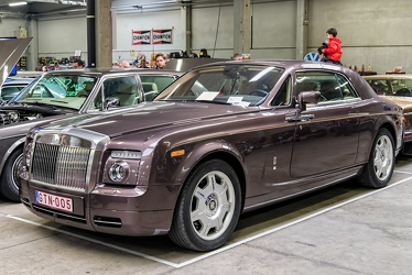 Rolls Royce Phantom VII coupe 2008 fl3q
