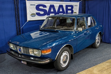 Saab 99 L 2.0 4-door sedan 1973 fl3q