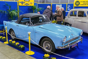 Sunbeam Alpine S2 1960 fr3q