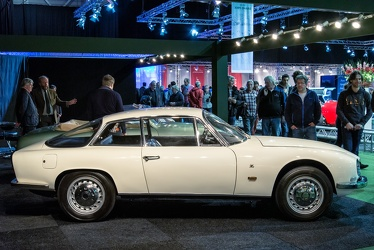 Alfa Romeo 2600 SZ by Zagato 1965 cream side