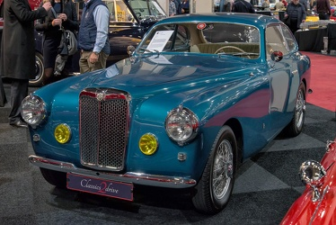 Arnolt MG TD coupe by Bertone 1953 fl3q