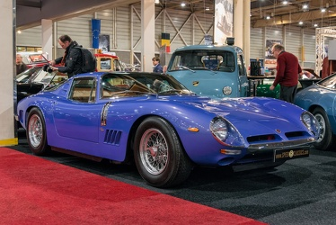 Bizzarrini GT 5300 Strada by Bertone targa conversion 1967 fr3q