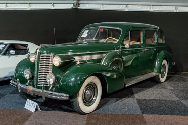 Buick Limited touring sedan 1938 fl3q