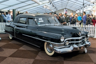 Cadillac 75 formal sedan by Derham 1951 fr3q