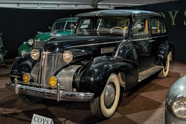 Cadillac 75 V8 imperial sedan by Fleetwood 1939 fl3q