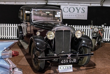 Daimler 20 HP 6-light saloon by Windovers 1935 fr3q