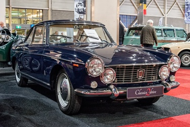 Fiat 1600 S coupe S2 by Pininfarina 1963 fr3q