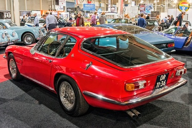 Maserati Mistral 3700 coupe by Frua 1966 r3q