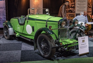 Talbot 105 AV sports tourer 1933 fr3q