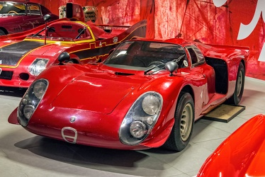 Alfa Romeo T33/2 Daytona coupe Group 4 1968 fl3q