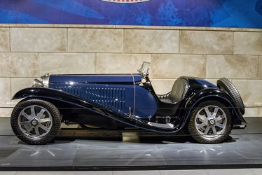 Bugatti T54 Bachelier roadster 1932 side