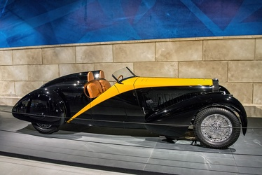 Bugatti T57 Grand Raid roadster by Gangloff 1934 side