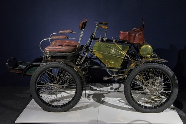 De Dion Bouton Quadricycle 1900 side